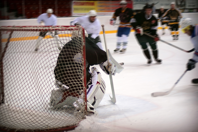 an analysis of a goaltender in ice hockey Hockey equipment outlet| an analysis of the need for goaltender equipment 11 v ity exists that ice hockey will be interrupted if the.