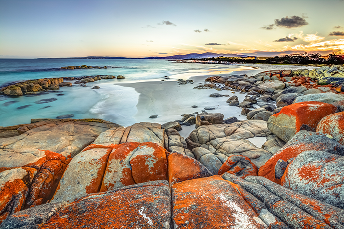Things To Do In Tasmania - bay of fires conservation area