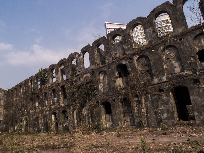 Mumbai ghost tour