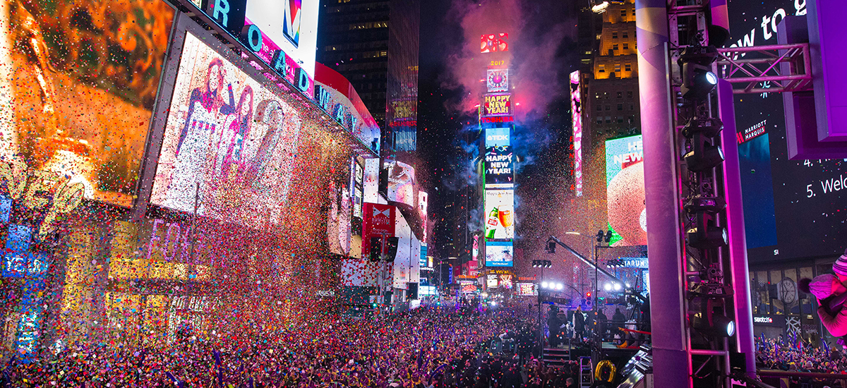 Best Cities in the World to Experience New Year's Eve