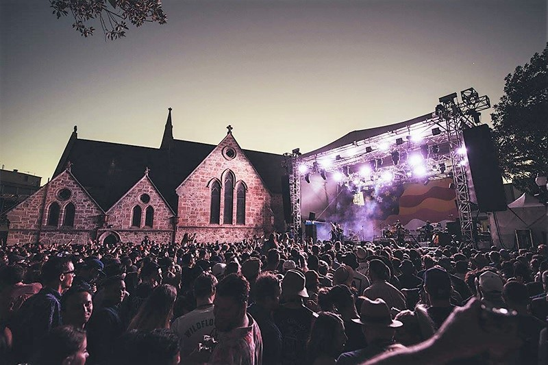 Find flights to Perth for Falls Festival