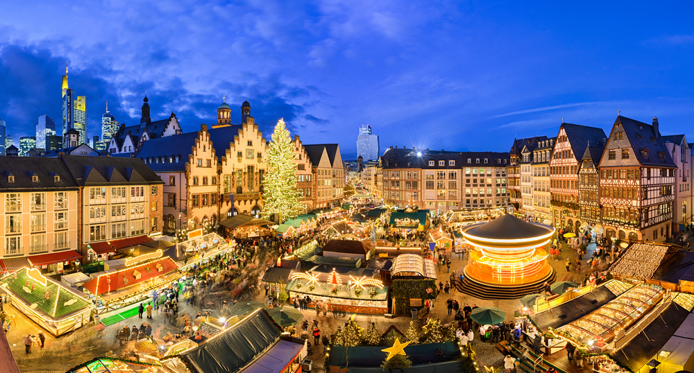 Experience The Most Magical Christmas Markets Across Europe