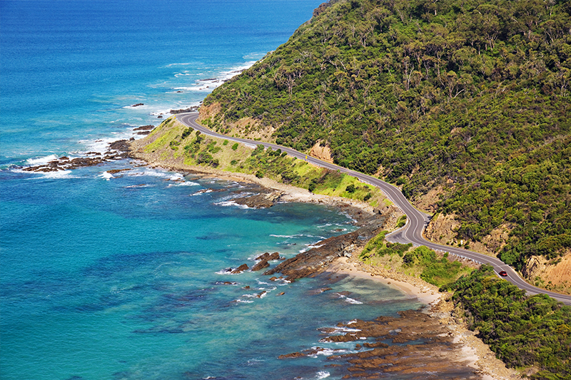 Great Ocean Road, Lorne - Best Australian Roadtrips