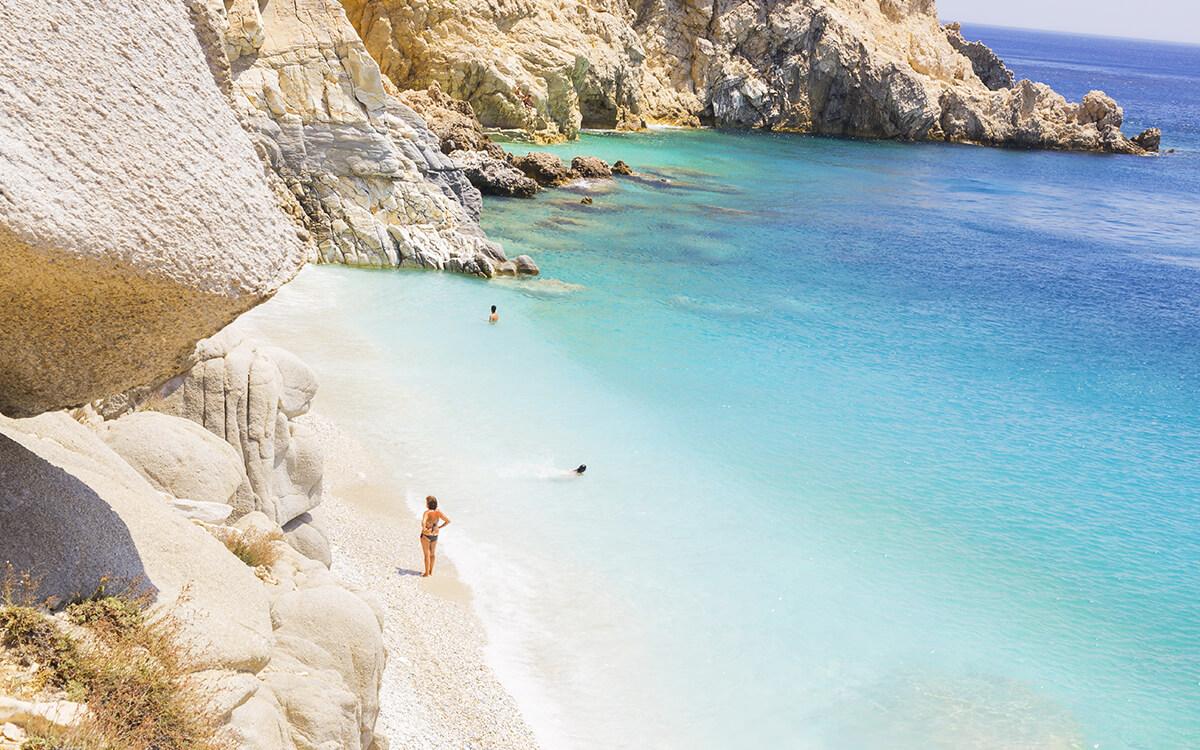 The best unknown Greek islands