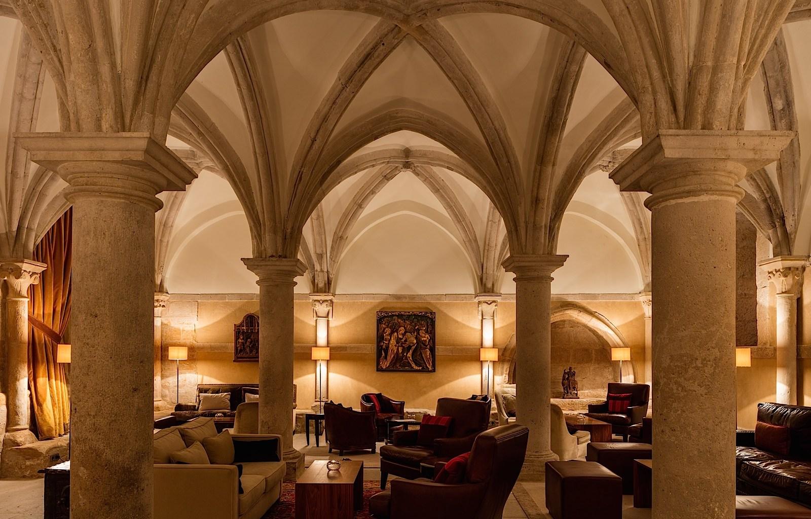 Dream wedding destination Abadia Retuerta Ledomaine, Sardon de Duero, Spain