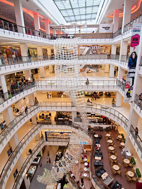 CentralWorld - Shopping in Bangkok