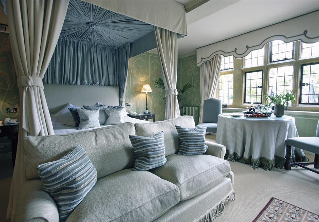 Dream wedding destination Belmond Le Manoir Aux Quat'Saisons, Oxfordshire, England