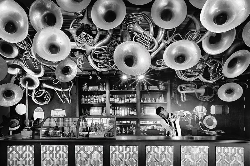 Design Bar, Deco Bar at the Siam - Best hotel bars in Bangkok