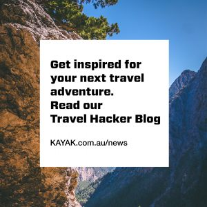 KAYAK travel hacker blog