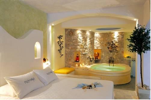 Dream wedding destination Astarte Suites, Santorini, Greece