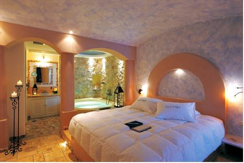 Dream wedding destination Astarte Suites Santorini, Greece
