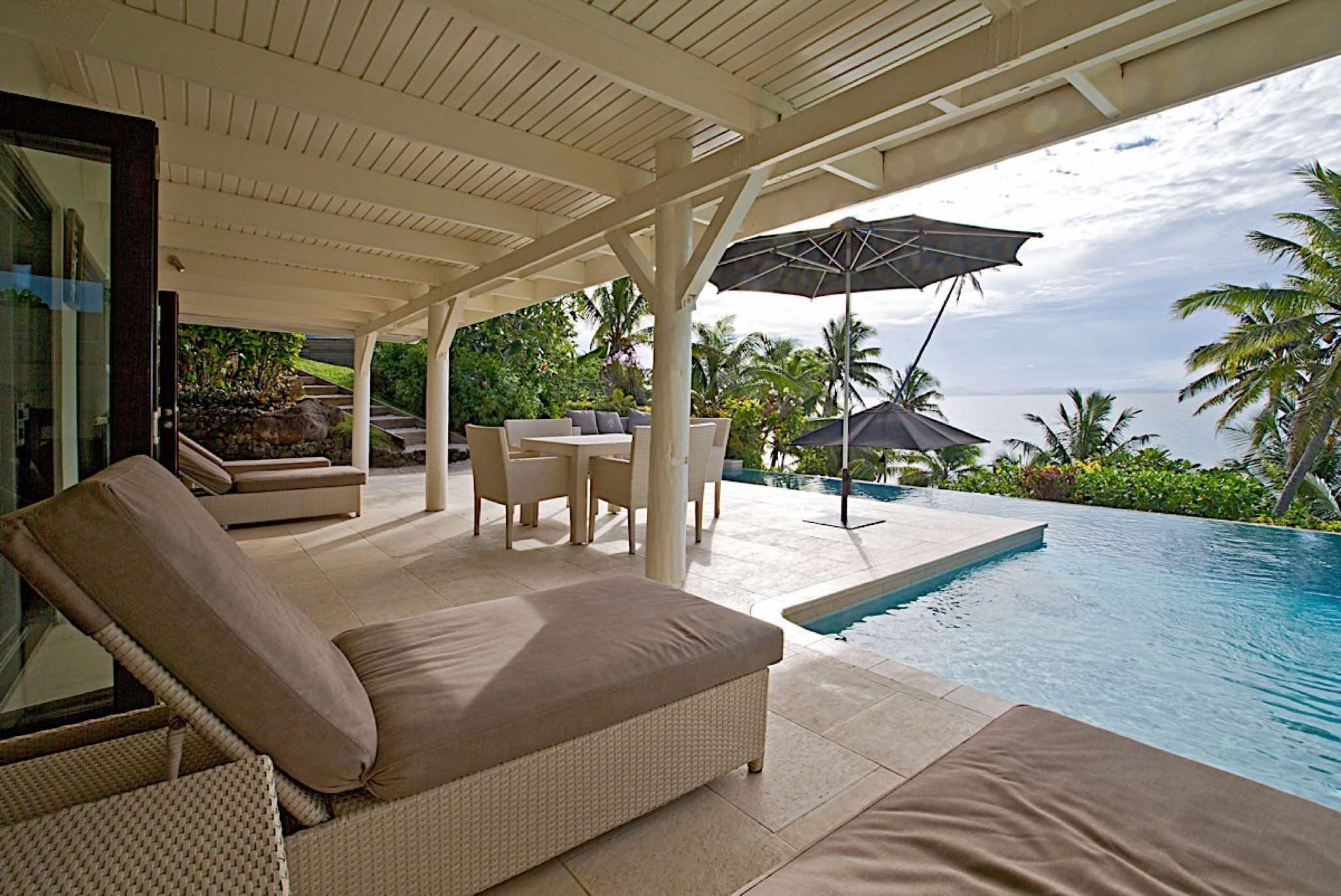 Taveuni Palms Resort room private swimming pool