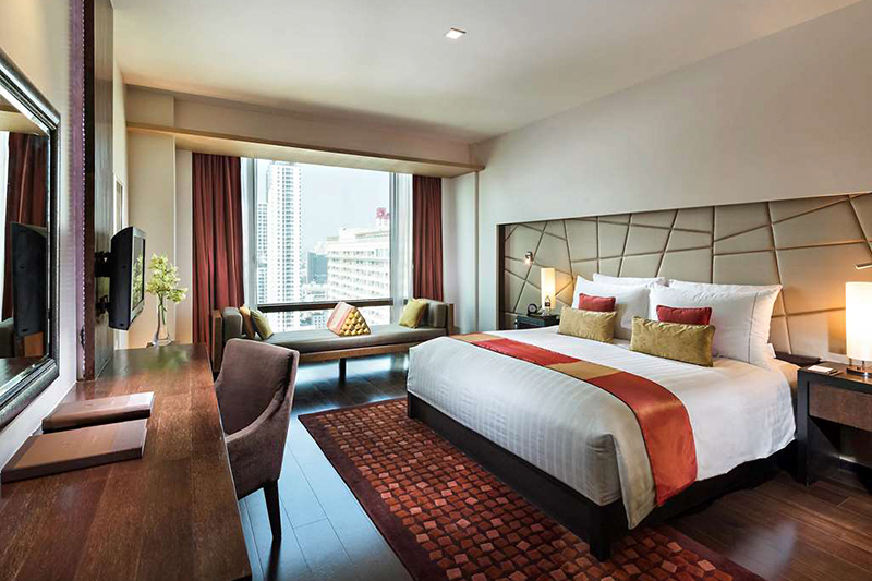 family friendly hotels in Bangkok: VIE Hotel Siam