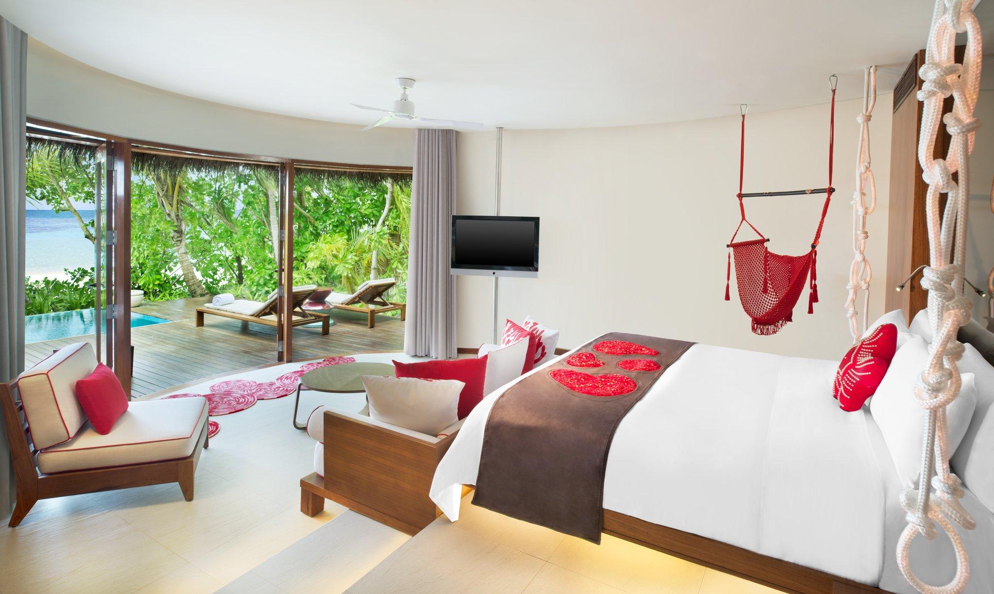 Wedding destination W Hotel, Maldives