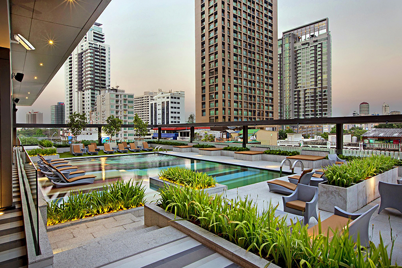 family friendly hotels in Bangkok - DoubleTree by Hilton Sukhumvit