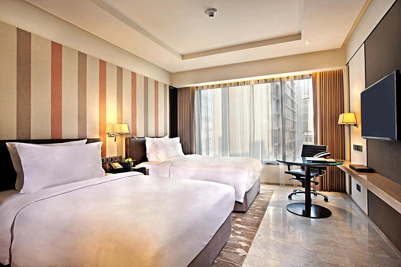 family friendly hotels in Bangkok - Doubletree by Hilton