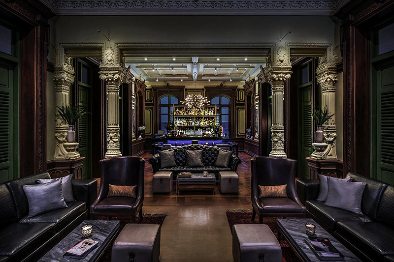 The Bar at The House on Sathorn by W Bangkok - Best hotel bars in Bangkok