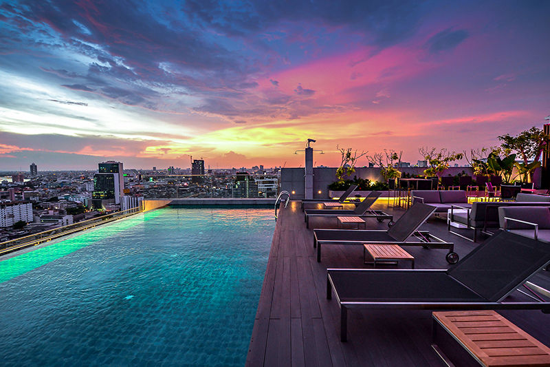 family friendly hotels in Bangkok: Amara