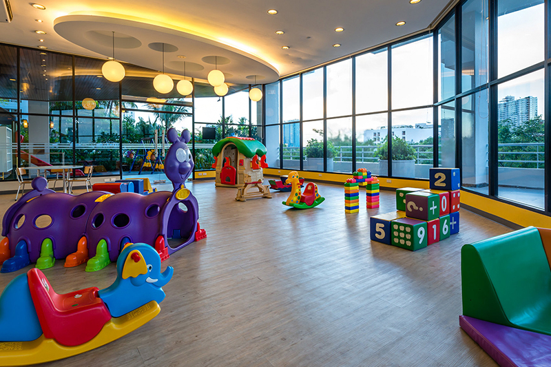 family friendly hotels in Bangkok: Chatrium Residence Sathon