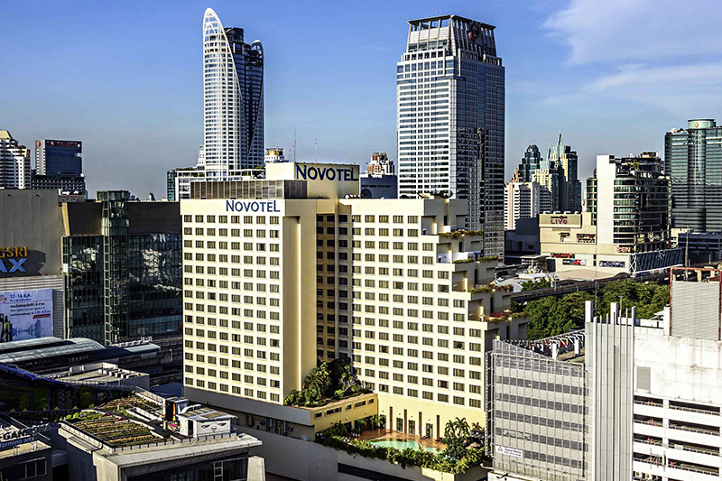 family friendly hotels in Bangkok - Novotel Bangkok Siam Square