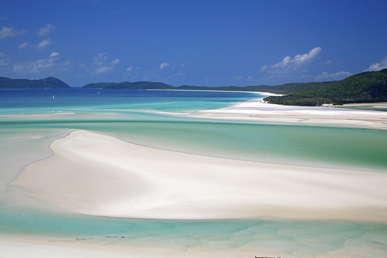 Whitsunday Islands, Airlie Beach
