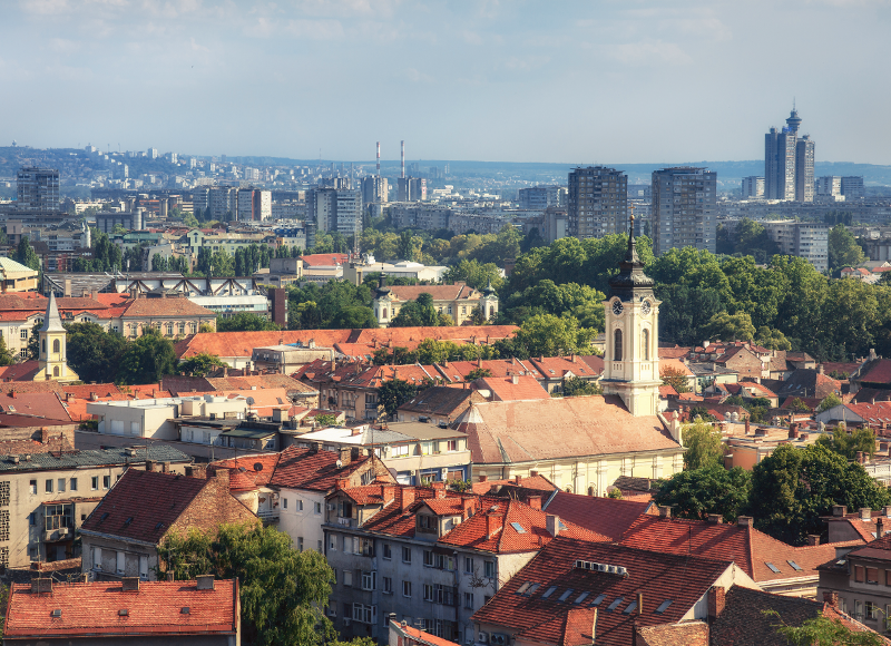 Winter holiday destinations for Australians | The Best, Cheapest & Trending - Belgrade, Serbia