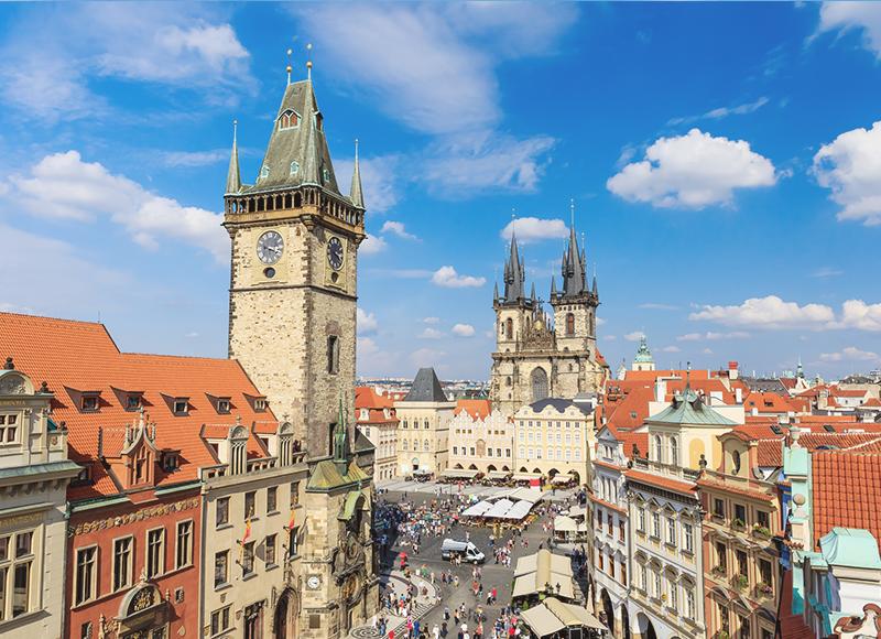 Winter holiday destinations for Australians | The Best, Cheapest & Trending - Prague, Czech