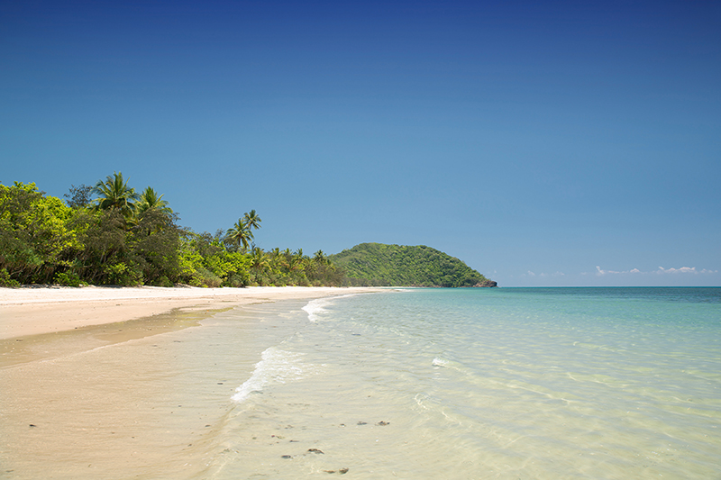 Secret Australian Beaches: Coconut Beach, Queensland