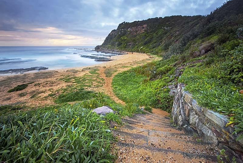 Secret Australian Beaches Turimetta Beach, New South Wales
