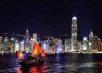 海外格安航空券 香港