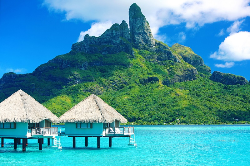 Visit Tahiti - The Best Things To Do In Bora Bora & French Polynesia - Overwater Bungalows