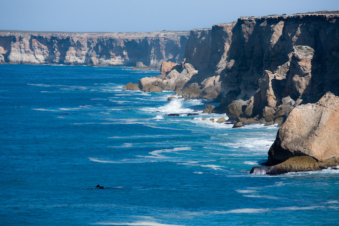 Bunda cliffs - Nullarbor Plain South Australia
