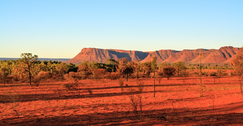 Red Centre Way, Australia - Outback Road Trips