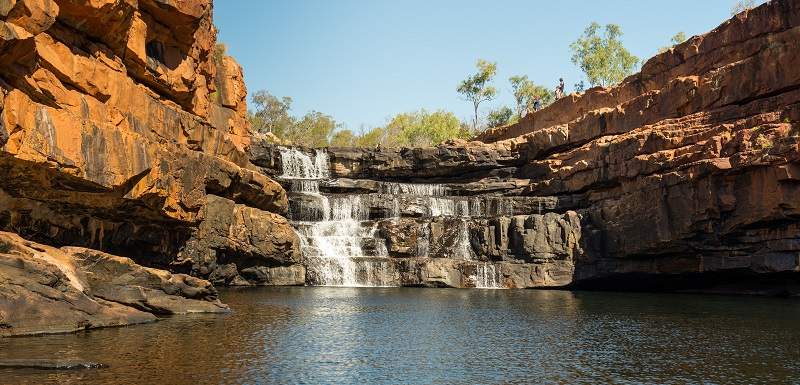Bell Gorge - Outback Road Trips
