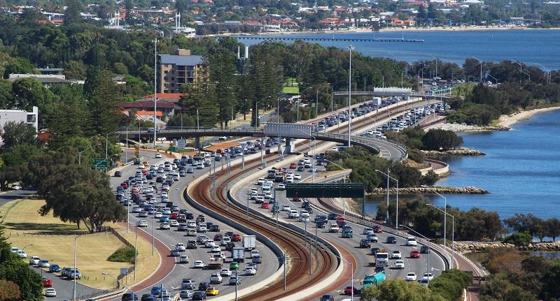 Perth motorway