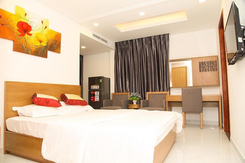 Budget Hotel 60 Inn Saigon