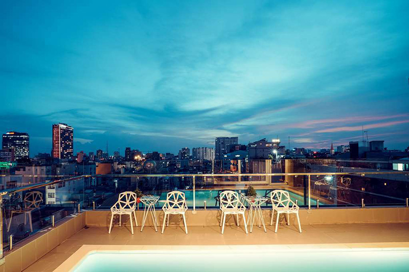 Budget Hotel: Prague Hotel, Ho Chi Minh City