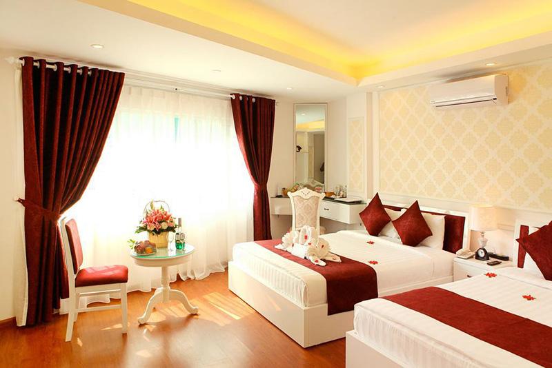 Budget Hotel: Splendora Hotel, Hanoi, Vietnam