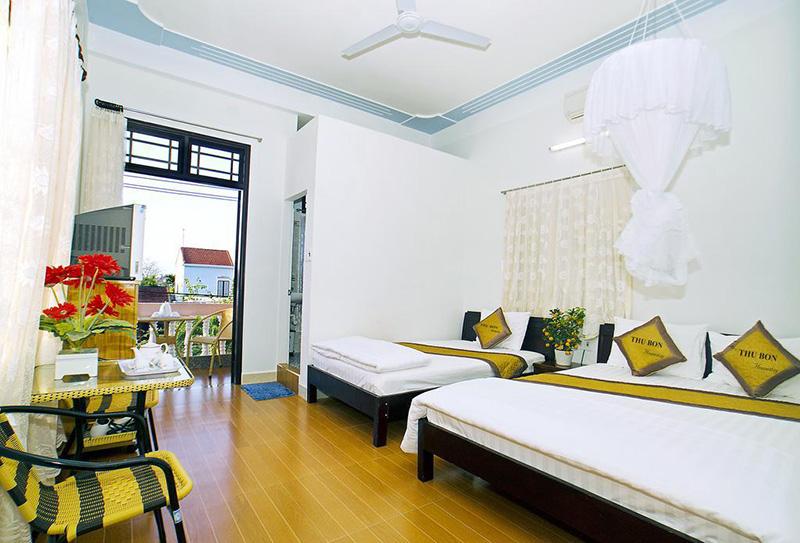 Budget Hotel: Thu Bon Riverside Homestay, Hoi An, Vietnam