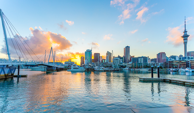best places to travel in 2019: Auckland, New Zealand