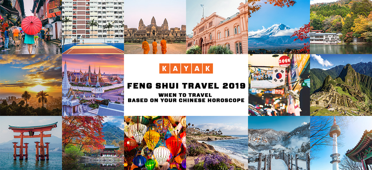 Feng Shui Travel Guide 2019: When To Travel Based On Your Chinese Horoscope