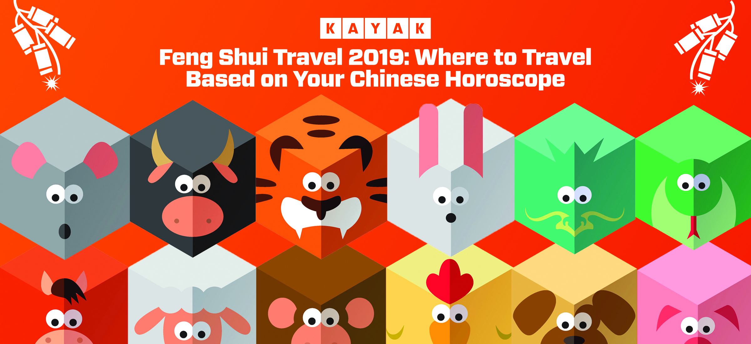 Feng Shui Travel Guide 2019: Where To Go Based On Your Chinese Horoscope