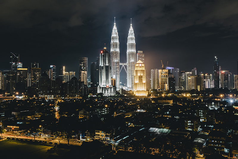 best places to travel in 2019: Kuala Lumpur, Malaysia