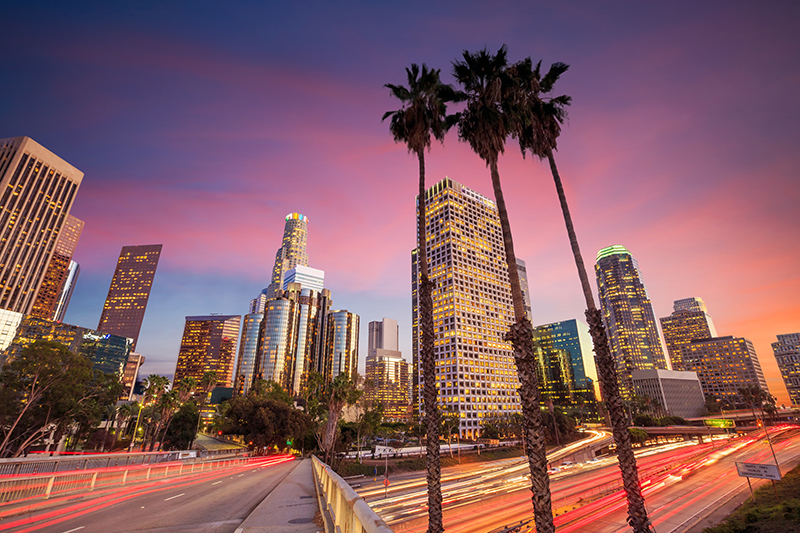 best places to travel in 2019: Los Angeles
