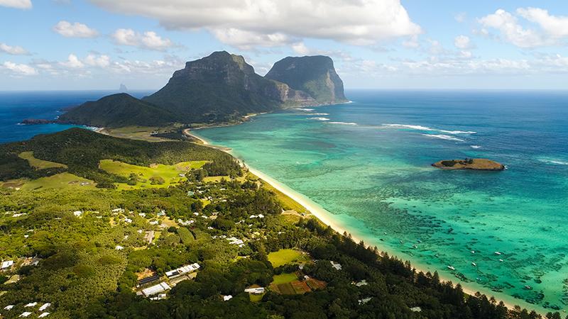 Lord Howe Island, NSW