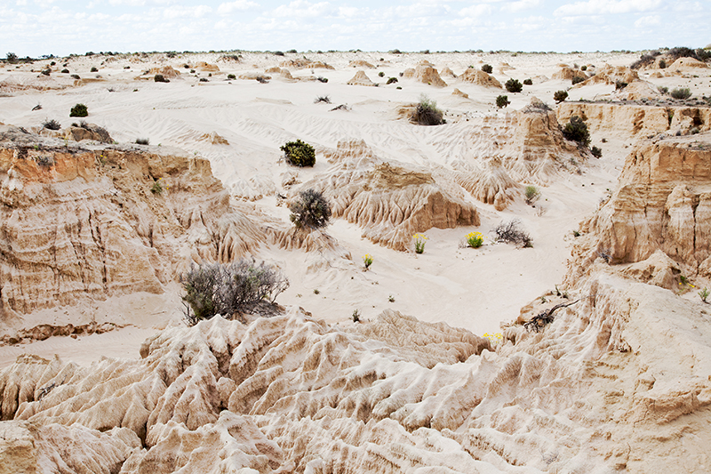 Lake Mungo, NSW