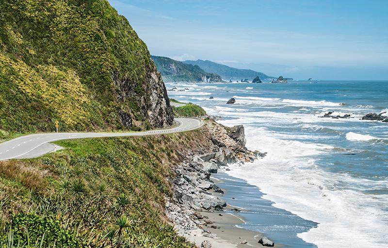 New Zealand Coastal Highway