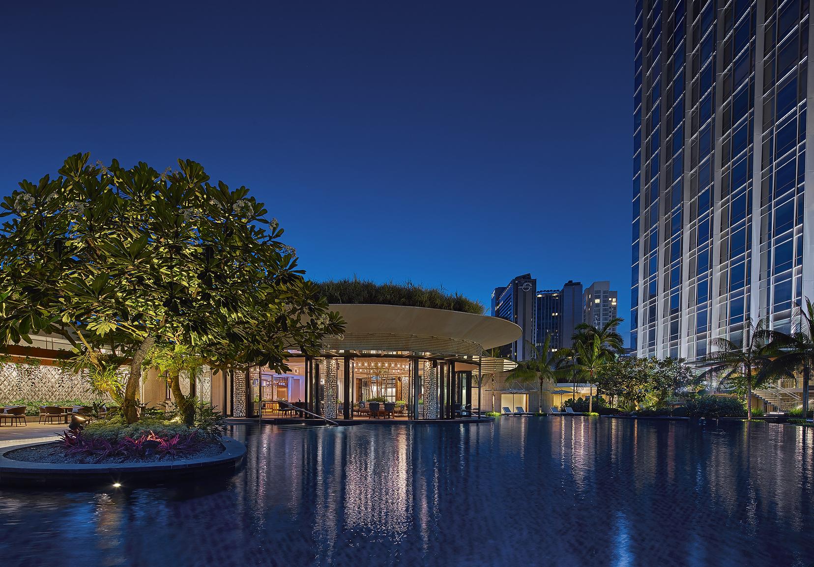 Grand Hyatt Kuala Lumpur exterior