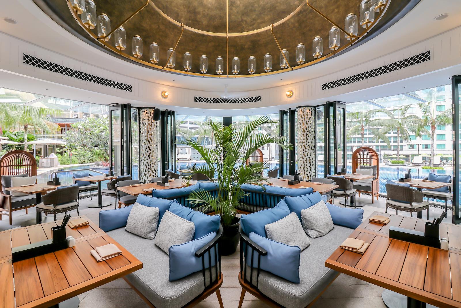 Grand Hyatt Kuala Lumpur Poolhouse
