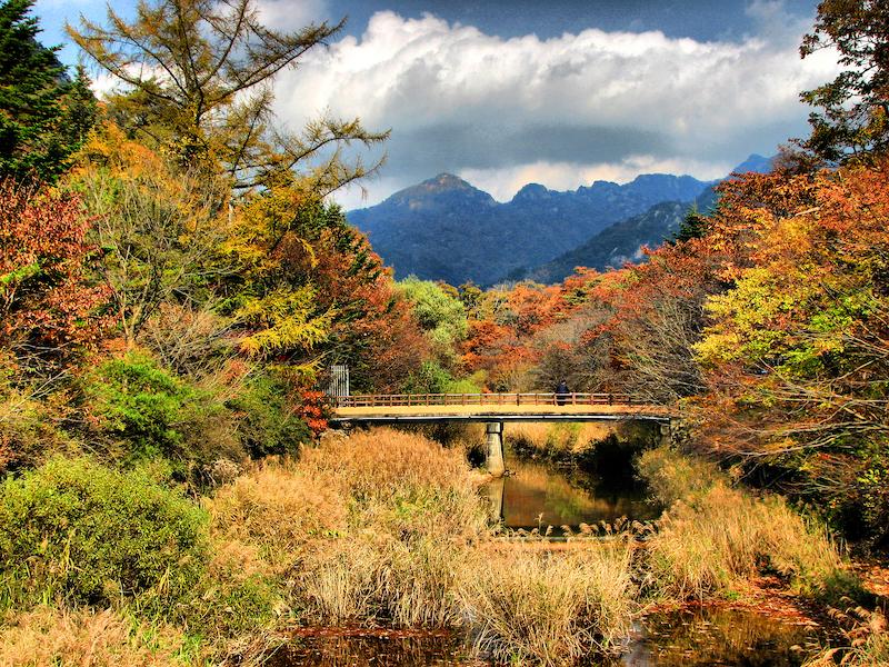Songnisan National Park Cheongju